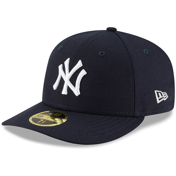 New York Yankees New Era Game Authentic Collection On-Field Low Profile 59FIFTY - Fitted Hat