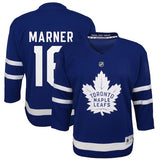 Infant Toronto Maple Leafs Mitch Marner Royal Replica - Age 12-24 Months Jersey - Bleacher Bum Collectibles, Toronto Blue Jays, NHL , MLB, Toronto Maple Leafs, Hat, Cap, Jersey, Hoodie, T Shirt, NFL, NBA, Toronto Raptors