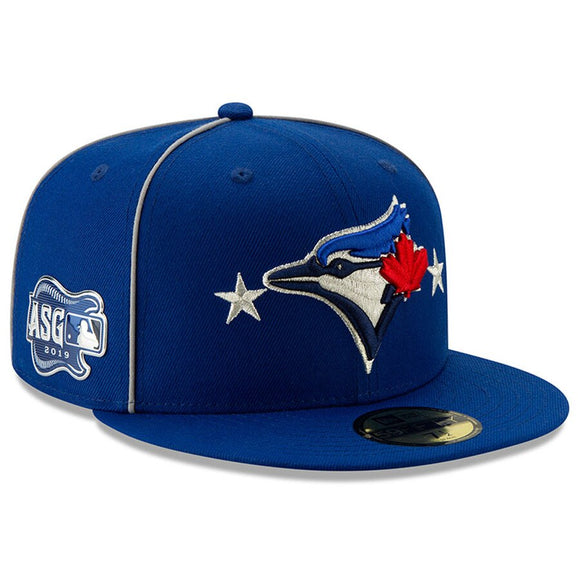 Men's Toronto Blue Jays New Era Royal 2019 MLB All-Star Game On-Field 59FIFTY Fitted Hat