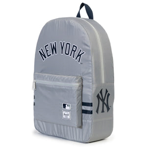 New York Yankees MLB Baseball Herschel Supply Co. Packable Daypack Backpack - Bleacher Bum Collectibles, Toronto Blue Jays, NHL , MLB, Toronto Maple Leafs, Hat, Cap, Jersey, Hoodie, T Shirt, NFL, NBA, Toronto Raptors
