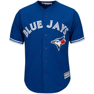 Youth Toronto Blue Jays Majestic Royal Alternate Cool Base Jersey - Bleacher Bum Collectibles, Toronto Blue Jays, NHL , MLB, Toronto Maple Leafs, Hat, Cap, Jersey, Hoodie, T Shirt, NFL, NBA, Toronto Raptors