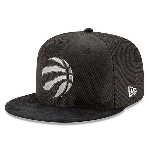 Men's Toronto Raptors New Era Black 2017 NBA Draft Official On Court Collection 59FIFTY Fitted Hat - Bleacher Bum Collectibles, Toronto Blue Jays, NHL , MLB, Toronto Maple Leafs, Hat, Cap, Jersey, Hoodie, T Shirt, NFL, NBA, Toronto Raptors
