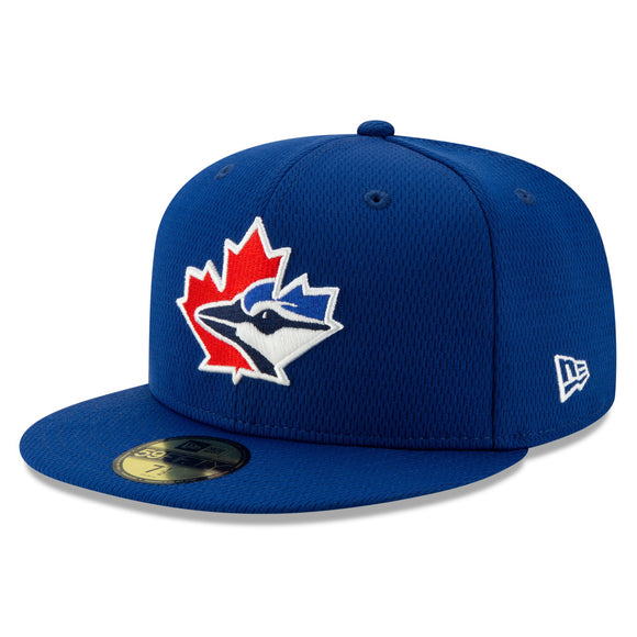 Men's Toronto Blue Jays New Era Royal 2020 Batting Practice 59FIFTY Fitted Hat - Bleacher Bum Collectibles, Toronto Blue Jays, NHL , MLB, Toronto Maple Leafs, Hat, Cap, Jersey, Hoodie, T Shirt, NFL, NBA, Toronto Raptors