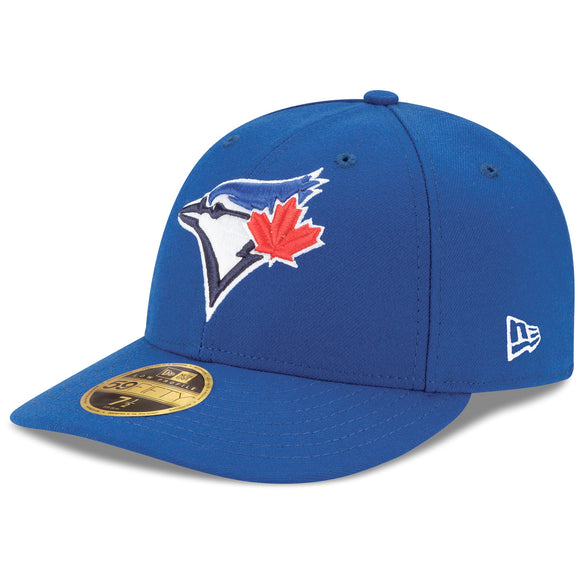 Toronto Blue Jays New Era Game Authentic Collection On-Field Low Profile 59FIFTY - Fitted Hat - Royal