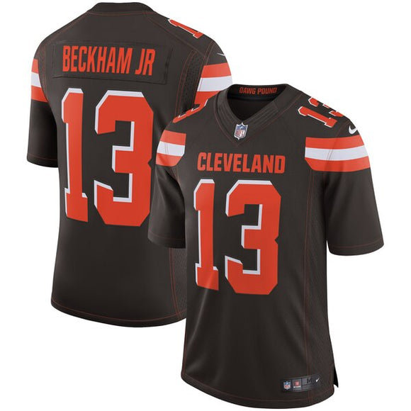 Men's Nike Odell Beckham Jr Brown Cleveland Browns Limited NFL Football - Player Jersey - Bleacher Bum Collectibles, Toronto Blue Jays, NHL , MLB, Toronto Maple Leafs, Hat, Cap, Jersey, Hoodie, T Shirt, NFL, NBA, Toronto Raptors