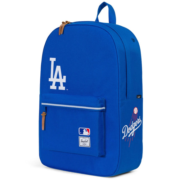Los Angeles Dodgers MLB Baseball Herschel Supply Co. Heritage Navy Backpack