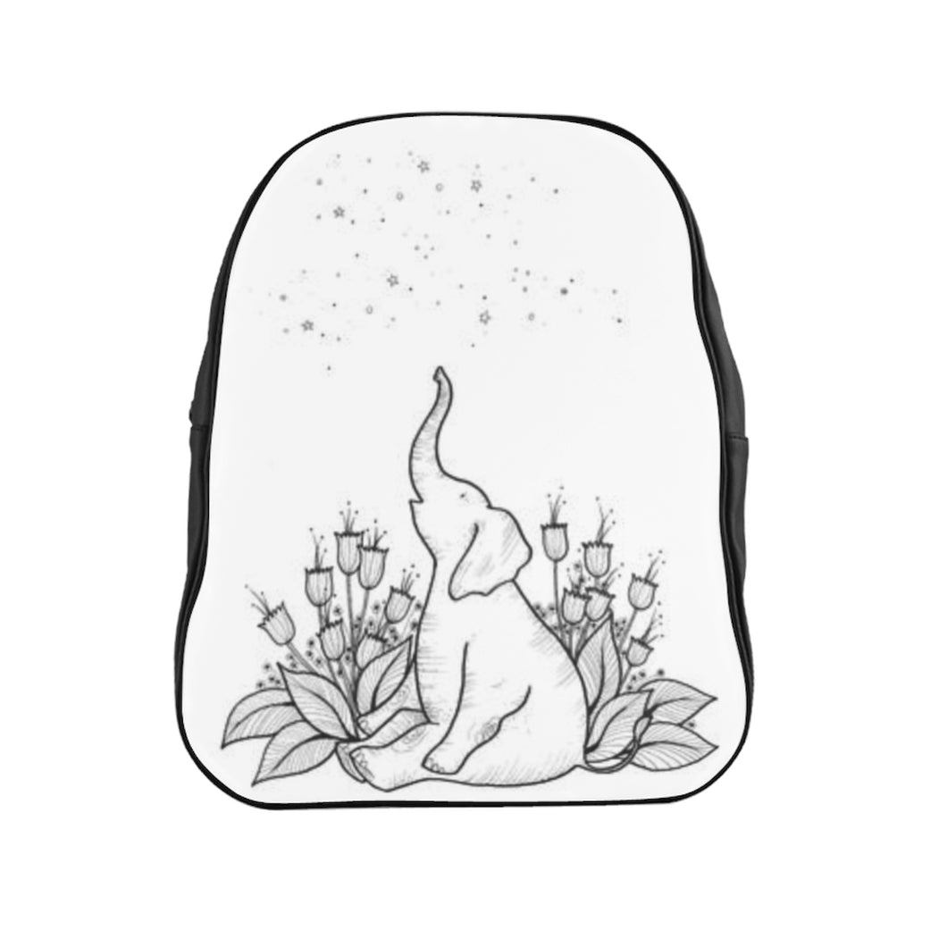 Bawdy Love™ Elephant School Backpack