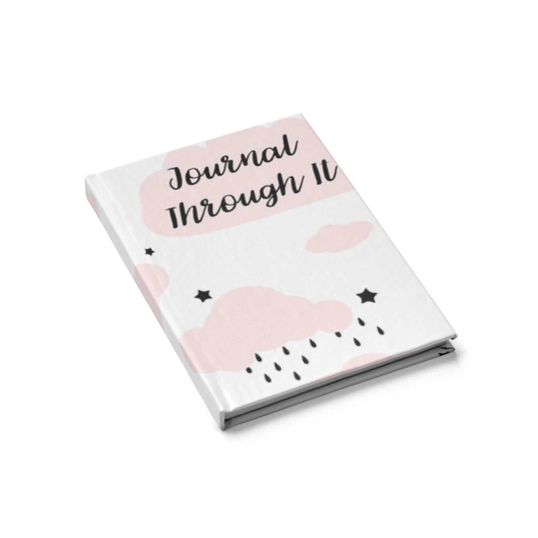 Journal Through It™ Journal - Blank