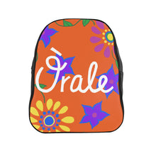 Orale - Leather Backpack