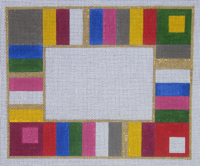4x6-003 Colorful stripe 1