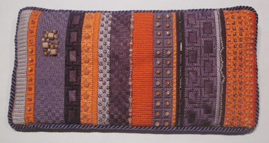 Stitch guide for EG-002 Purple and coral stripes