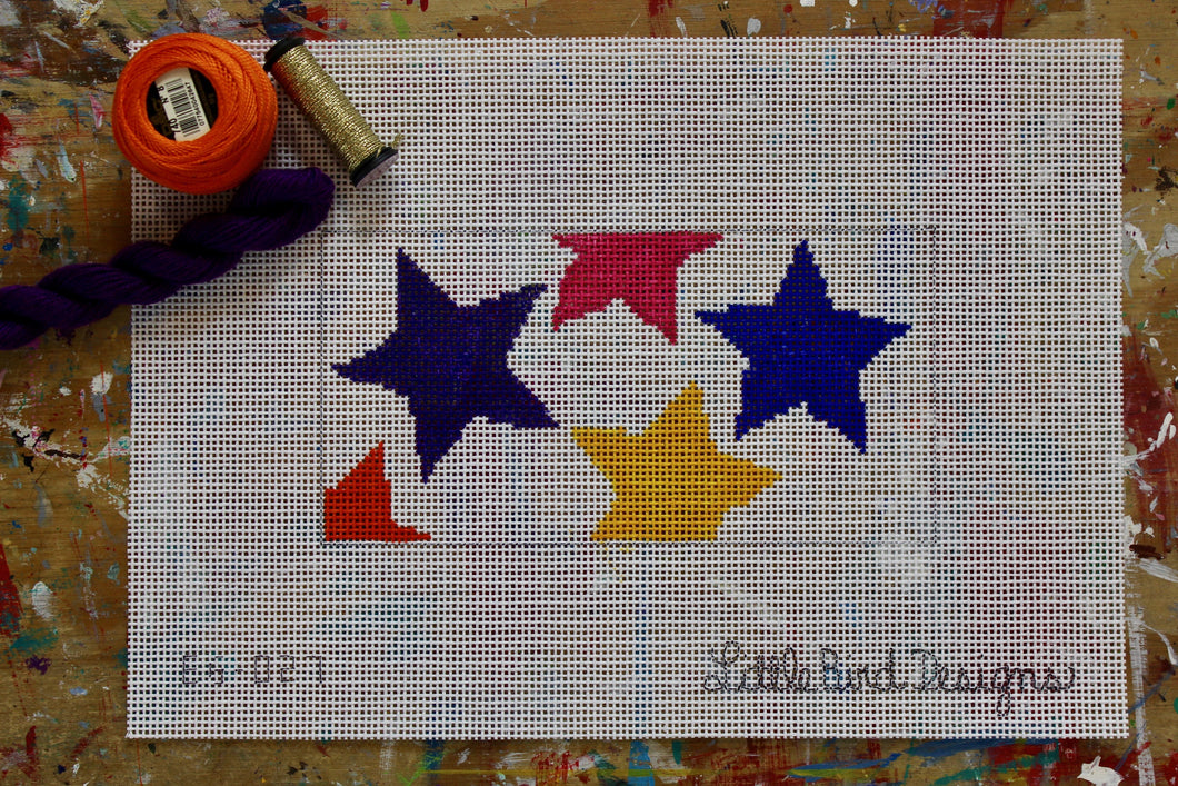 EG-027 Multicolored stars
