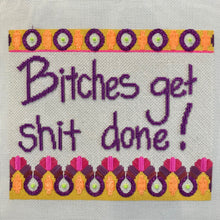 Stitch Guide for SA-005 Bitches get shit done!