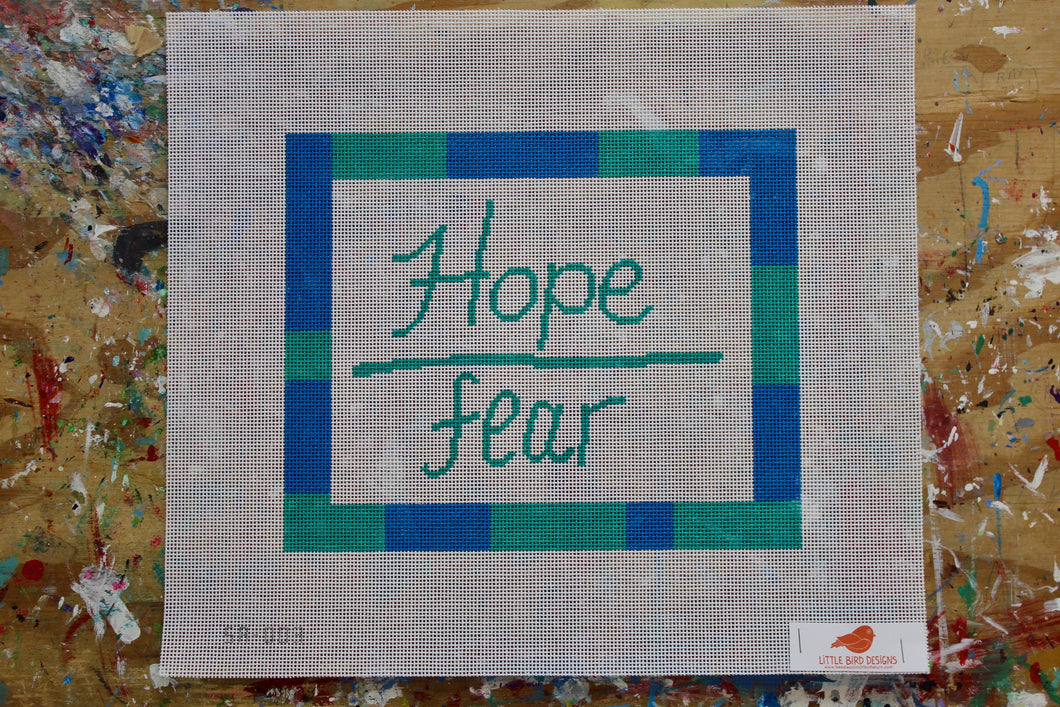 SA-003 Hope over fear