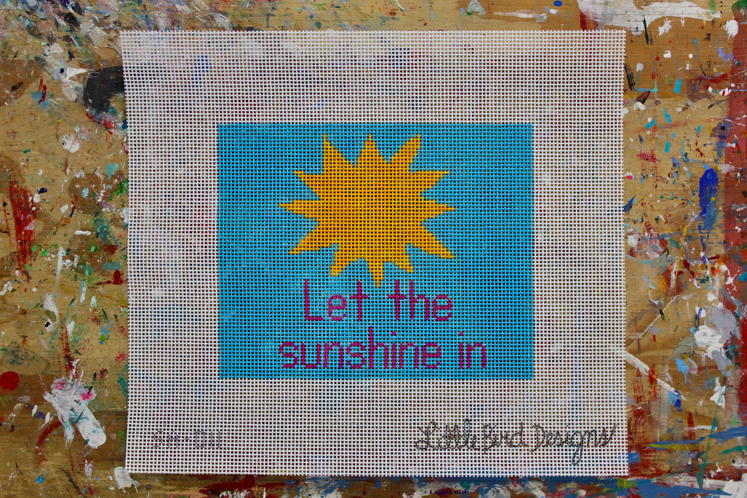 SA-011 Let the sunshine in