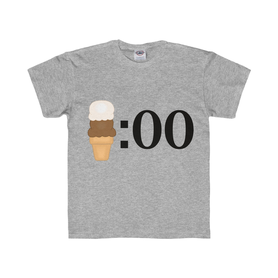 It's ice cream o'clock - Youth Regular Fit Tee