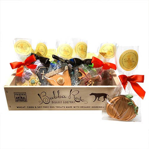 Individually Wrapped Fall Set with Free Display