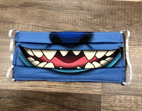 Disney KID Mask - Stitch Face