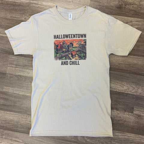 Halloweentown and Chill T-Shirt