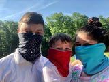 Gaiter Mask - Summer Popsicles