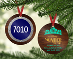 DCL Wonder Hawaiian Ornament