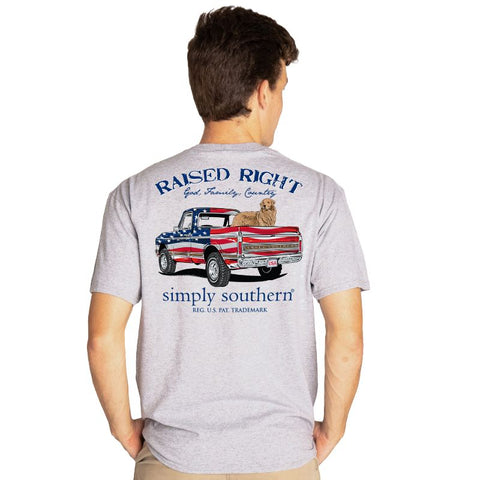 Simply Southern Raised Right Truck
