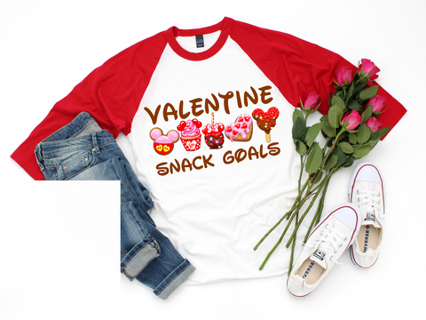 Valentine's Snacks T-Shirt