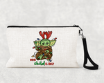 Baby Green Wristlet