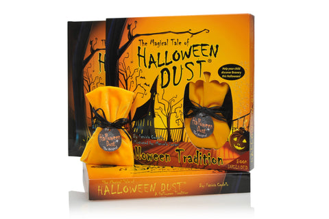 The Magical Tale of Halloween Dust-A Halloween Tradition