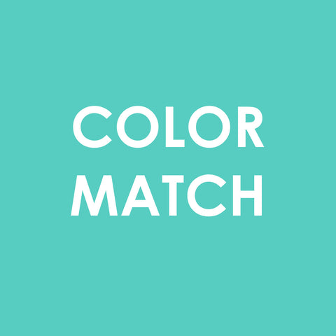 COLOR MATCH - Bridal