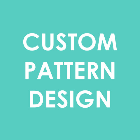 CUSTOM PATTERN DESIGN - Bridal