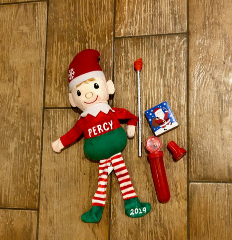 Kickoff to Elf Season! Personalized Packages