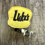 Luke's Diner (Gilmore Girls) Badge Reel