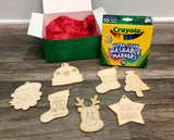 DIY Kids Ornament Kit
