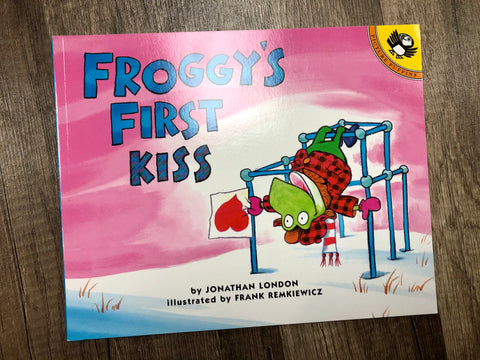 Froggy's First Kiss*FLAWED*