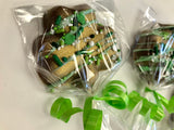 St. Patrick's Day Chocolate Pops