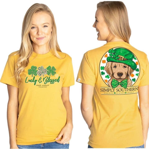 Simply Southern St. Patty's Day T-Shirt