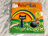 Pete The Cat The Great Leprechaun Chase*FLAWED*