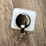 Hot Starbucks Badge Reel