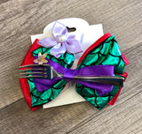 Ariel Inspired Bow