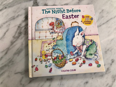 The Night Before Easter*FLAWED*