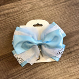 Cinderella Inspired Bow