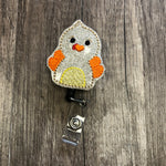 Turkey Badge Reel