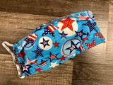 Patriotic Stars 1 Adult Mask
