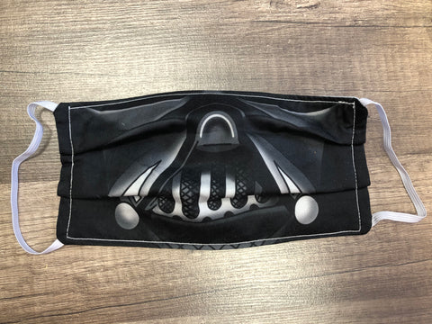 Disney Adult Mask - Darth Vader Face