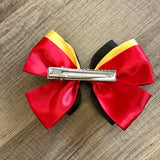 Gaston Inspired Bow