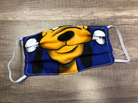 Disney Adult Mask - Pluto Face