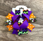 Halloween Ghost Bow