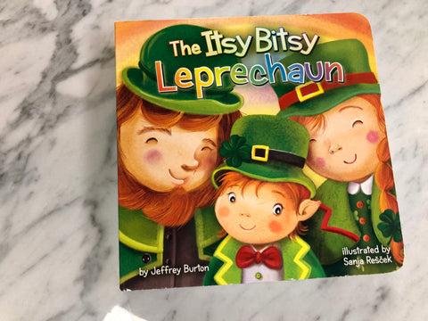 The Itsy Bitsy Leprechaun*FLAWED*