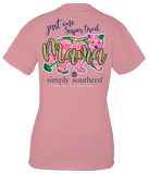 Simply Southern Tired Mama Bear T-shirt
